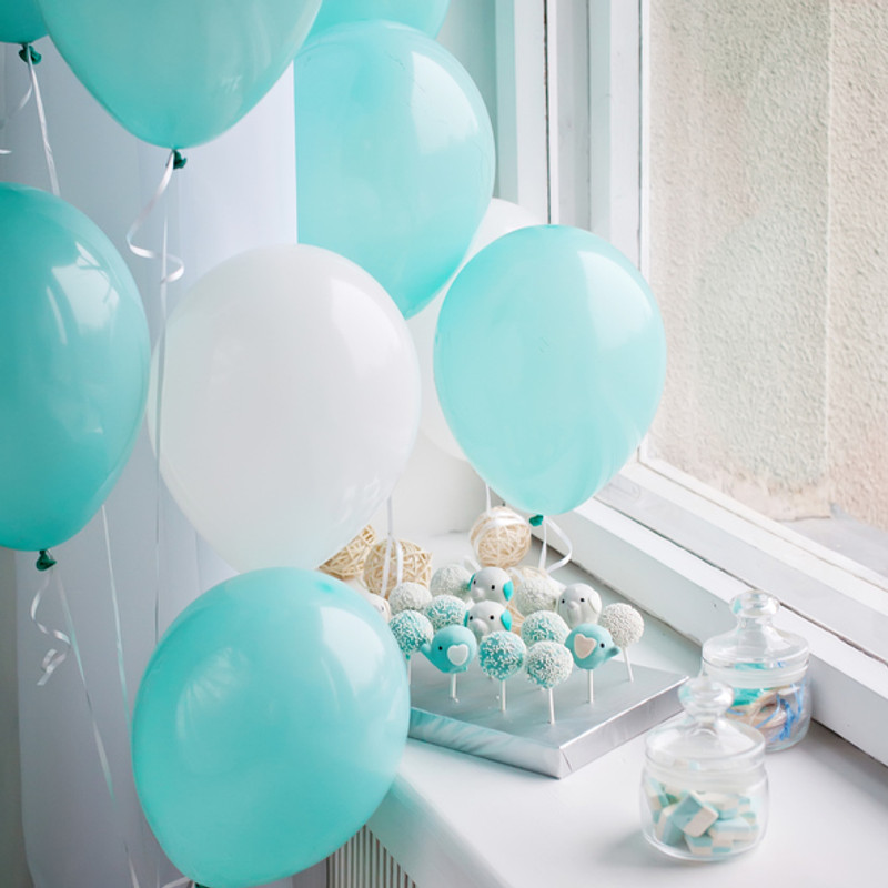 Big Baby Shower Decorations on a Budget