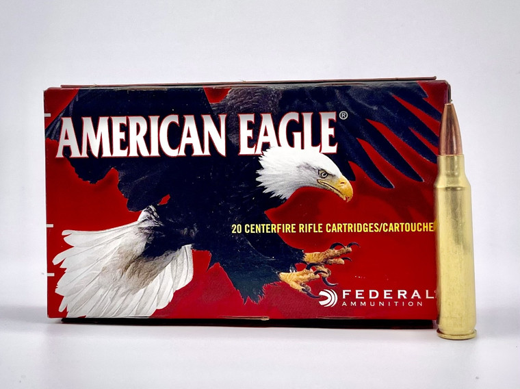 .223 75GR TMJ American Eagle (500 rounds)