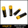 Aspire 18650 Flat Top 1800mAh Battery 40A 3.7v (2-Pack)