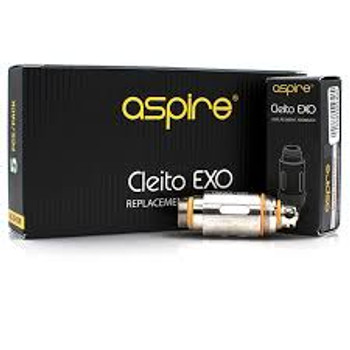 Aspire Cleito EXO 1.6oHm coil pack