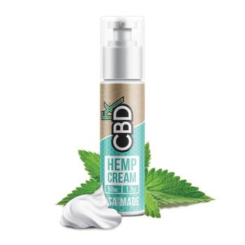 CBDFX HEMP CREAM 50ML (150MG)