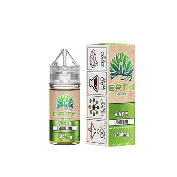 ERTH CBD VAPE JUICE (30ML)