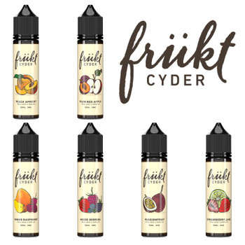 FRUKT CYDER 50ML SHORTFILL