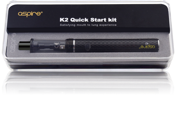 Aspire K2 Starter kit in box