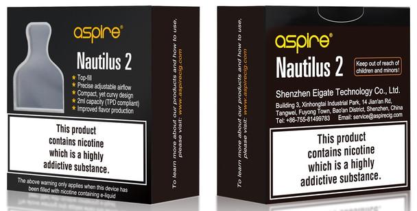 Aspire Nautilus 2 Box