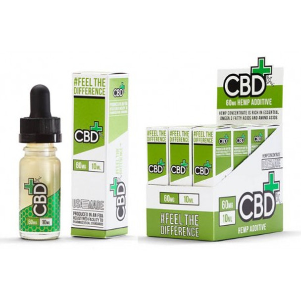 CBDfx 60mg eLiquid