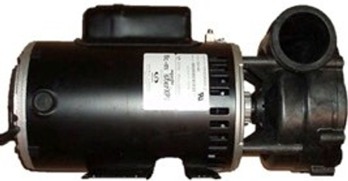 5 HP 230V 2 Speed Spa Pump side discharge