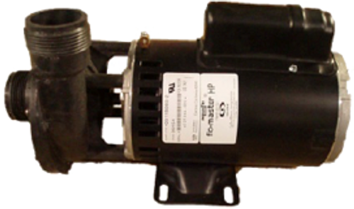 "1 1/2 HP 2 Speed Spa Pump 115 Volts 2"" Intake 2"" Side Discharge"
