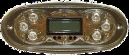 VL600  FL4  (6 Button) Topside