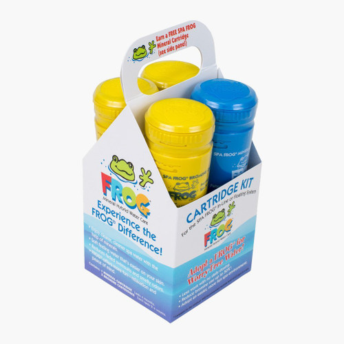 Spa Frog Refill Kit (3 Bromine, 1 Mineral)