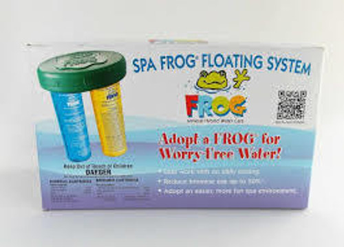 Spa Frog Start Up Kit