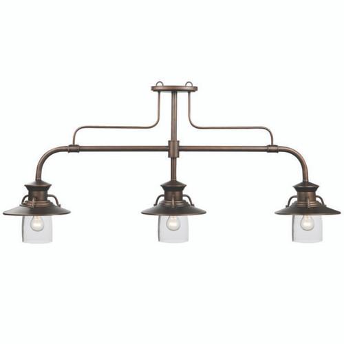 Edison Billiard Lamp