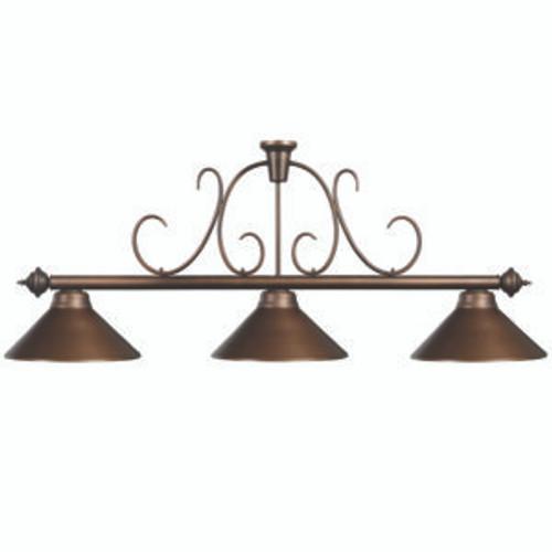 Oil Rubbed Bronze Billiard Lamp