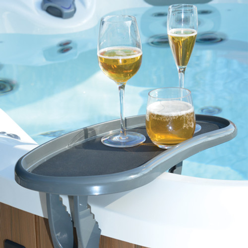Hot Tub Side Tray Table