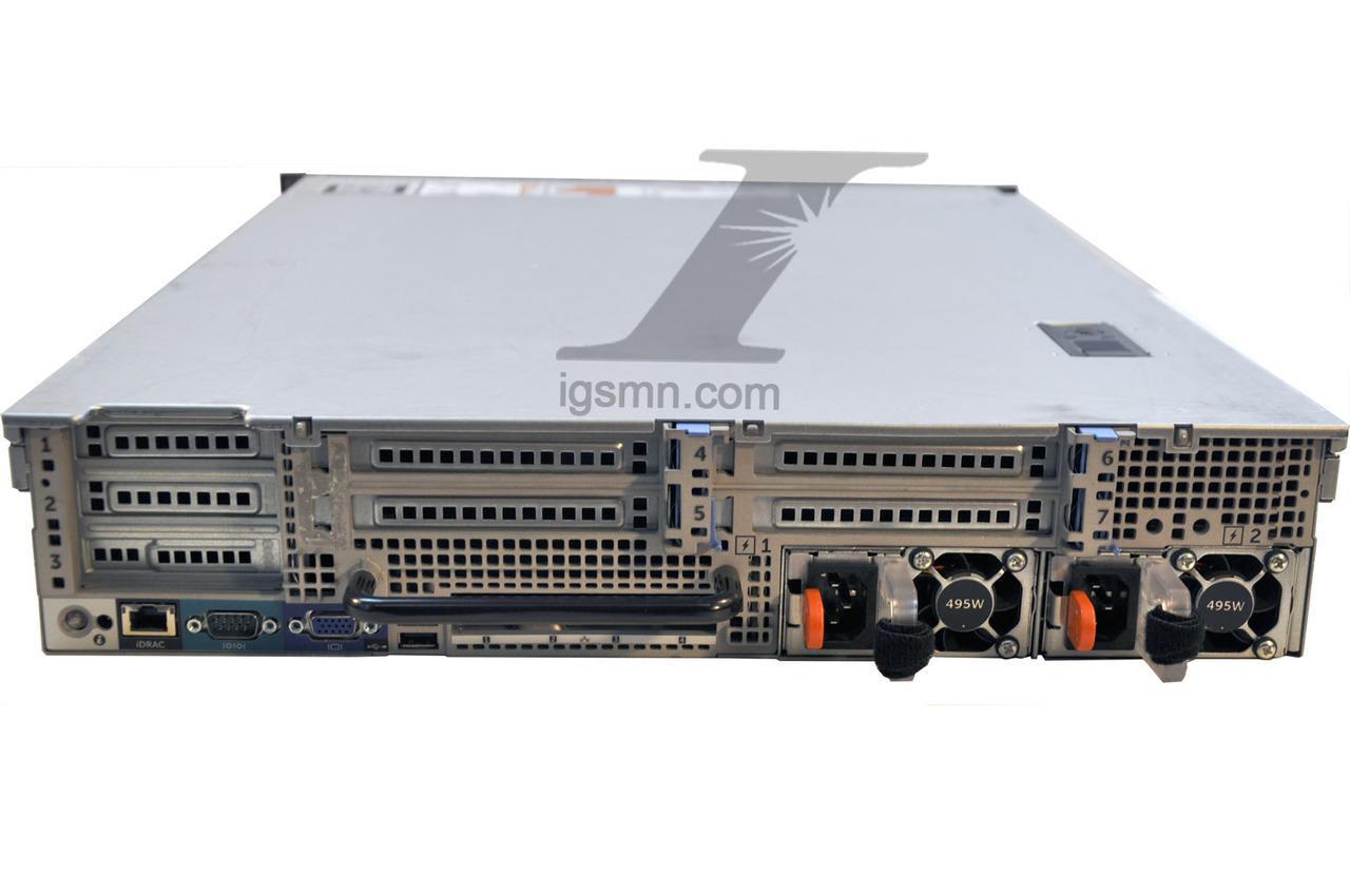 Dell Dell PowerEdge R720 E5-2650 128GB RAM 300GB Server Bundle