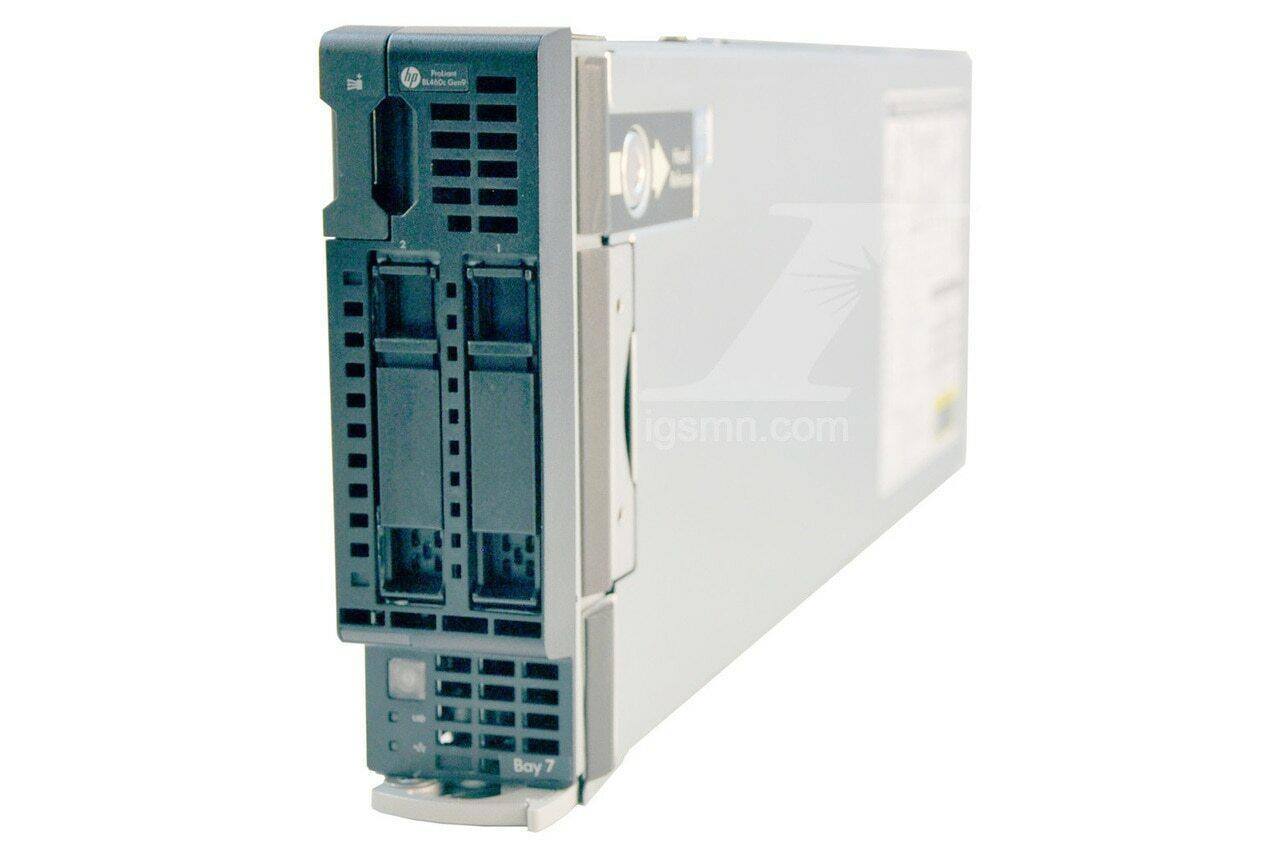 HPE HPE HP 727021-B21 ProLiant BL460c G9 E5-V3 10Gb/20Gb FLB CTO Blade Server