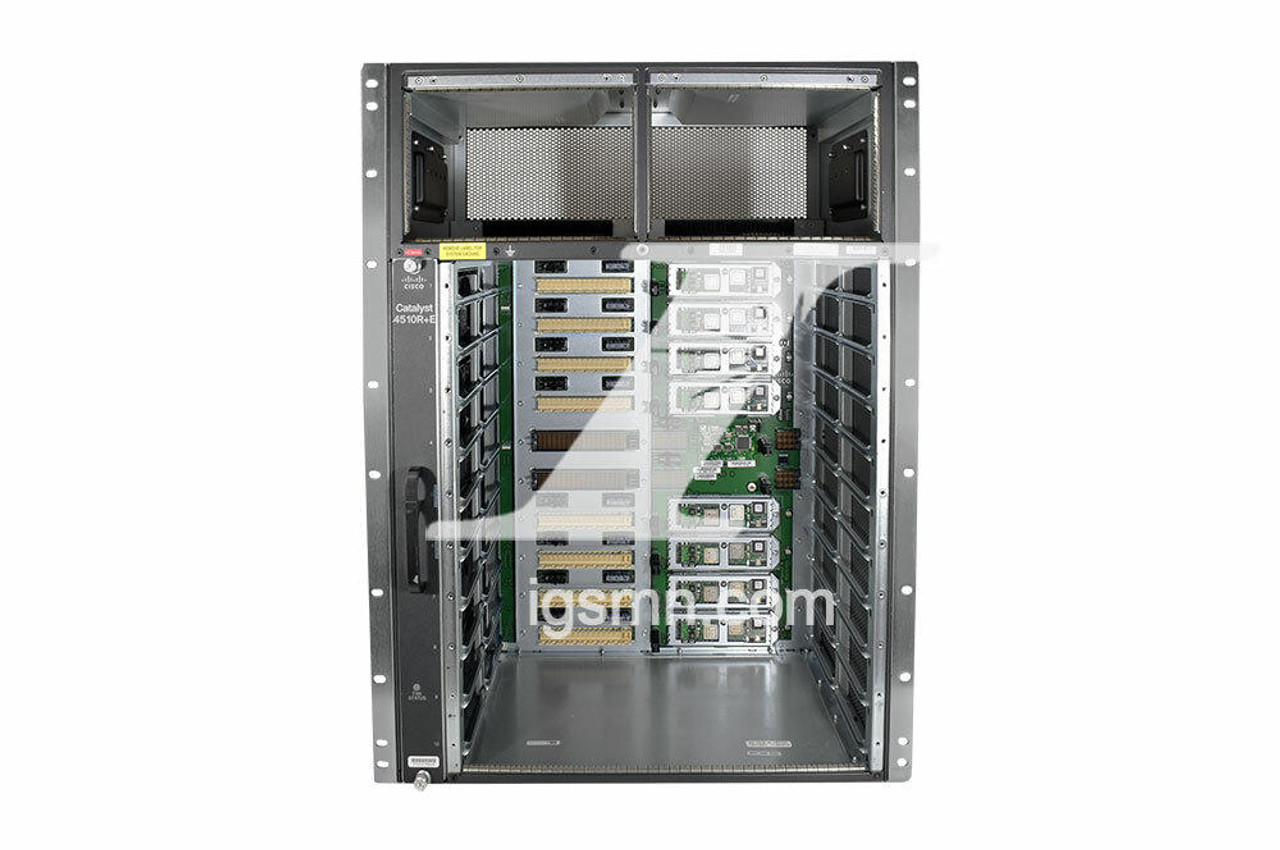 Cisco Cisco WS-C4510RE Catalyst 4500 10-Slot Enhanced Switch Chassis
