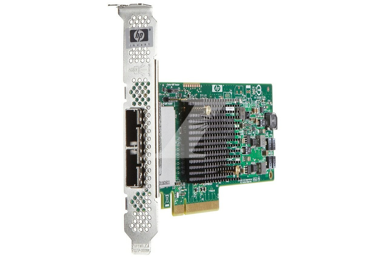 HPE HPE HP 660087-001 H221 PCIe 2.0 x8 SAS Host Bus Adapter
