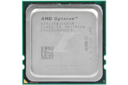 AMD AMD OS8435WJS6DGN Opteron 8435 2.6GHz Six-Core Processor