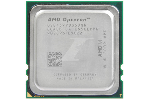 AMD AMD OS8439YDS6DGN Opteron 8439 SE 2.8GHz Six-Core Processor