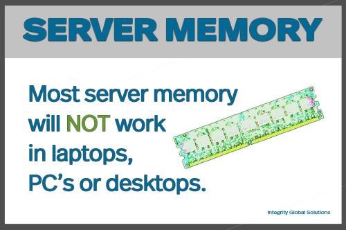 HPE HPE HP 728629-B21 32GB 1x32GB Dual Rank x4 DDR4-2133 CL15 Registered Server Memory