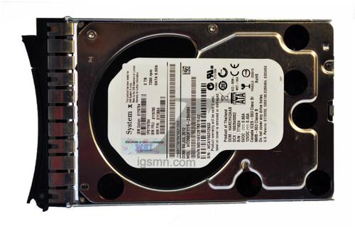 IBM IBM 81Y9795 2TB 7200 RPM 3.5 Hot-Swap SATA Hard Drive