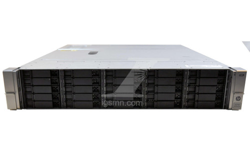 HPE HPE HP QW967A D3700 25-Bay Rack Mountable Enclosure
