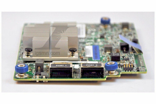 HPE HPE HP 749796-001 Smart Array P440AR Adaptive RAID on Chip daughterboard Controller
