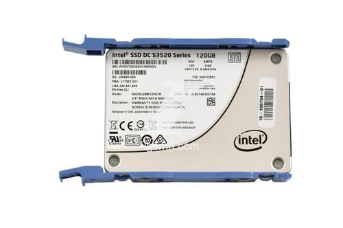Cisco Cisco HX-SD120GBKS4-EB 120GB 6G 2.5 SATA Solid State Drive