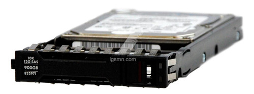 HPE HPE HP 832971-001 STOREVIRTUAL 3000 900GB 12G SAS 10K Hard Drive