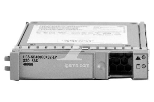 Cisco Cisco UCS-SD400G0KS2-EP 400GB SAS Enterprise Performance 2.5 SFF SSD