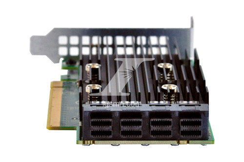 IGSMN.com , Integrity Global Solutions,  Dell GY1TD SSD PCIe Extender Controller Adapter With Four SFF Connectors