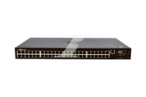 Dell Dell DMD5F PowerSwitch N2048 48-Port 10GbES FP Ports Networking Switch