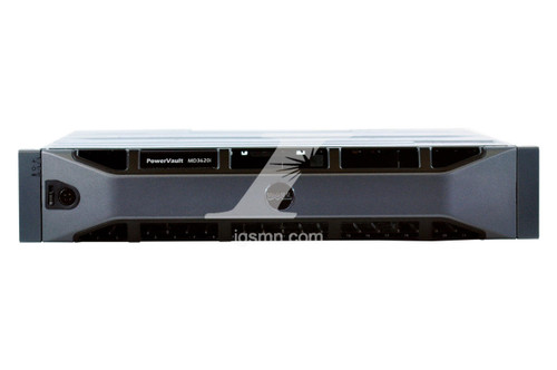 Dell Dell MD3620I PowerVault 10G ISCSI With Dual Power Supplies and Controllers