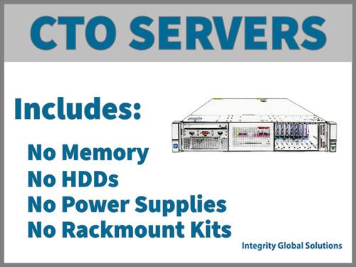HPE HPE HP 868703-B21 ProLiant DL380 Gen10 2U 8SFF Configure to Order Server