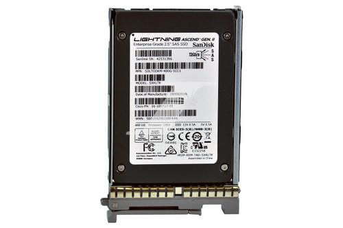 Cisco Cisco UCS-SD400G12S4-EP 400GB 2.5 Enterprise Performance 12G SAS SSD