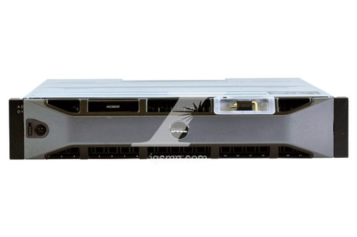 Dell Dell MD3820F PowerVault 24X2.5 2U FC Storage Array