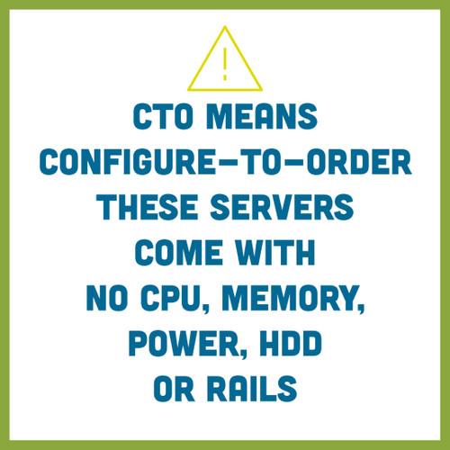 HPE HPE HP 868705-B21 ProLiant DL380 Gen10 12 LFF Configure to Order Server