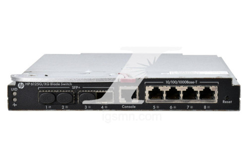 HPE HPE HP 663658-001 6125G/XG Ethernet Blade Switch Module Assembly