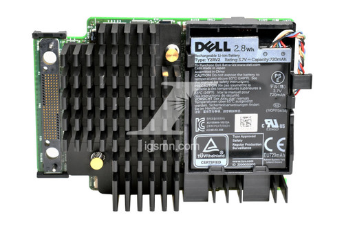 Dell Dell 5FMY4 H740P PowerEdge Mini Monolithic 8GB NV Cache RAID Controller