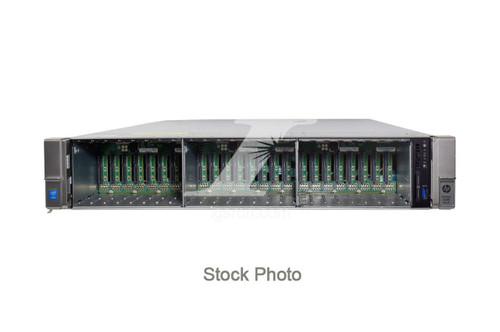 HPE HPE DL380 G9 8SFF 2 E5-2667v3, 384GB RAM, 9.6TB 12G SAS Server Bundle