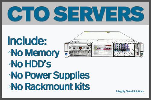 HPE HPE HP 767032-B21 DL380 Gen 9 24SFF ProLiant Rackmount Server CTO