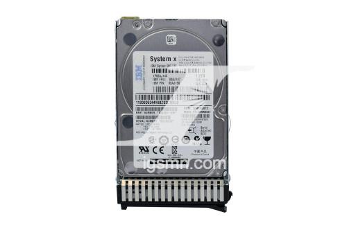 IBM IBM 00AJ147 1.2TB 10K 6G SAS 2.5 SFF Internal Hard Drive