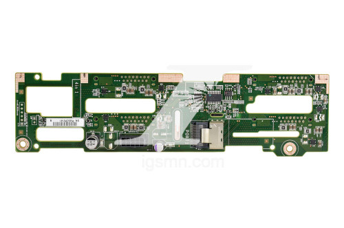 HPE HPE HP 809949-001 4-Bay LFF Drive Cage Backplane Board Assembly