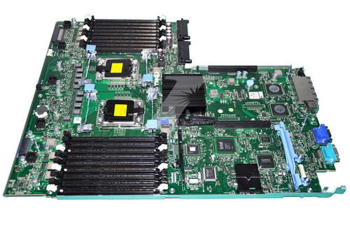 Dell Dell 7THW3 PowerEdgeR710 Quad Six Core Motherboard System Board