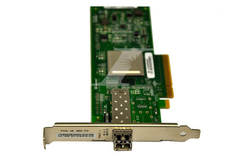 HPE HPE HP AK344A 81Q 8GB 1-Port PCIe Fibre Channel Host Bus Adapter