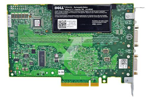 Dell Dell J155F PERC 6/E 512MB SAS RAID Controller