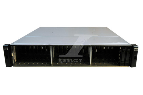 HPE HPE HP 490095-001 MSA2024 Drive Chassis with Midplane No Drives No Tray No Rails