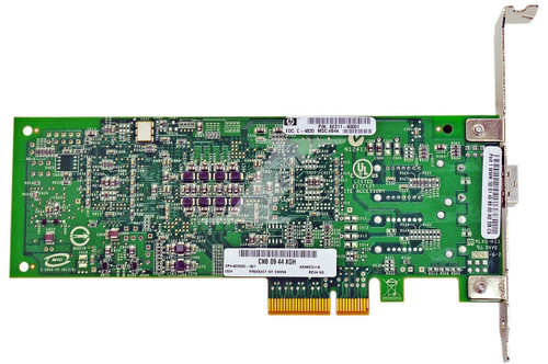 HPE HPE HP AE311A StorageWorks FC1142SR 4GB PCIe Fibre Channel Host Bus Adapter