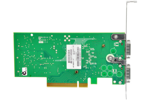 HPE HPE HP 592521-B21 InfiniBand 4X DDR ConnectX-2 PCIe G2 Dual Port HCA